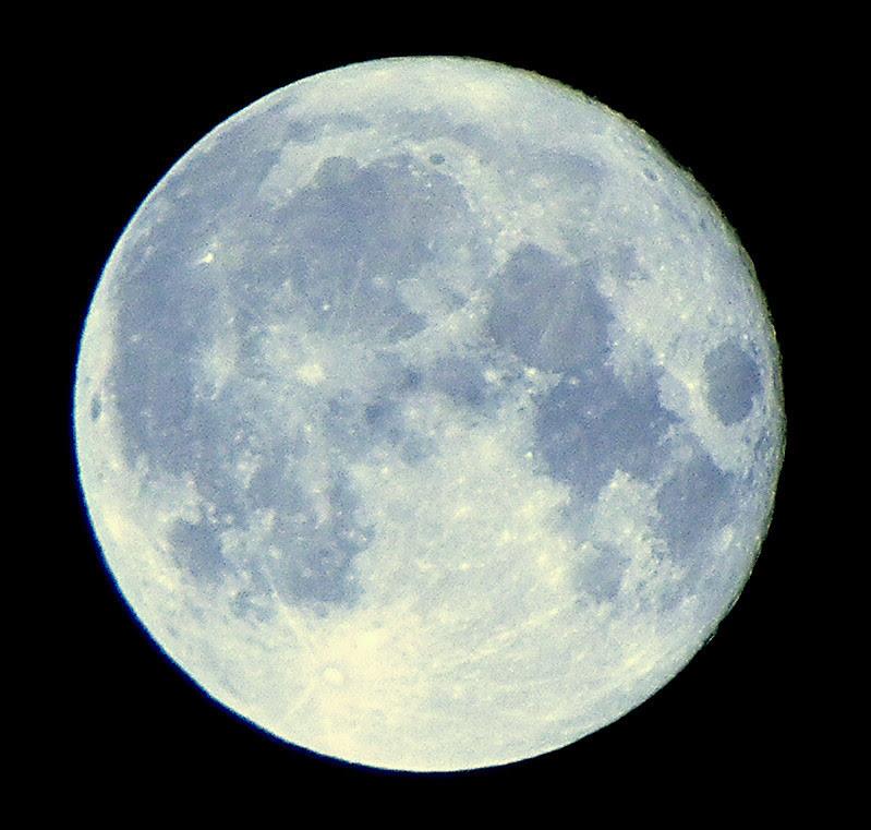 Perigee (Super) Moon