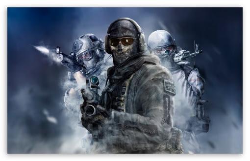 Call Of Duty Modern Warfare Uhd Desktop Wallpaper For 4k