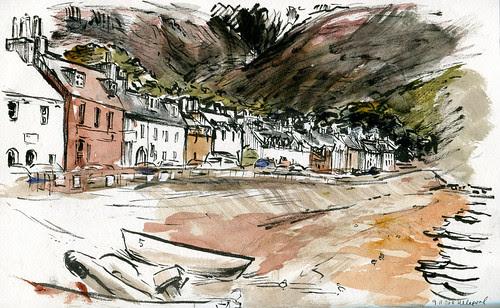 Ullapool Shore Street