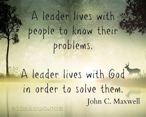 John Maxwell quote on leadership   eisakouo