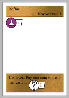 A boffin card