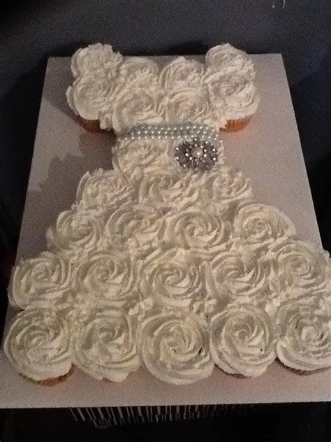 how to make pull apart cupcake cakes