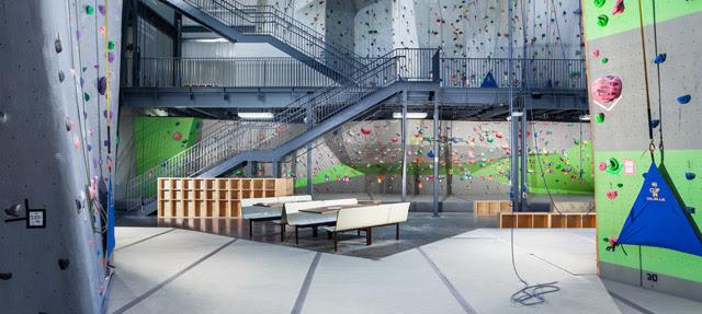 Climbing Gym Design Evolves Climbing Business Journal
