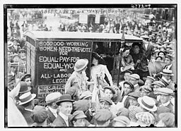 Suffragettes EnRoute To Boston 3820613246