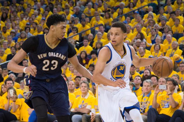 New Orleans Pelicans vs. Golden State Warriors: Live Score, Analysis for Game 2