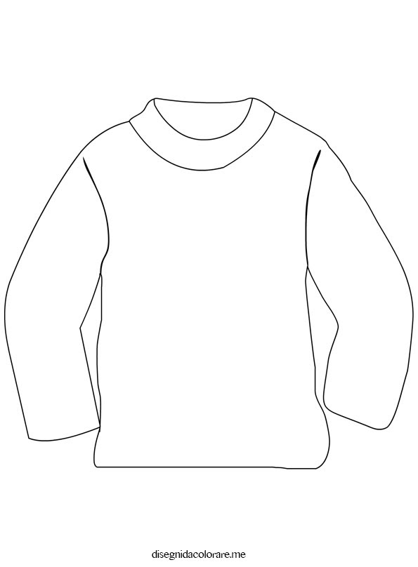 Disegno Bambino Indossa Cappotto Da Colorare Coloratutto Website