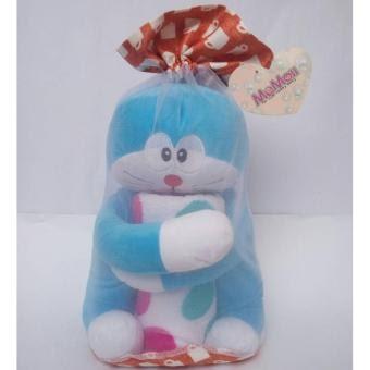 Babycape Bibbo Baseball Blue Jaket Bayi Selimut Bayi Multifungsi. Source · Diskon Balmut Memoii Baby Doraemon .