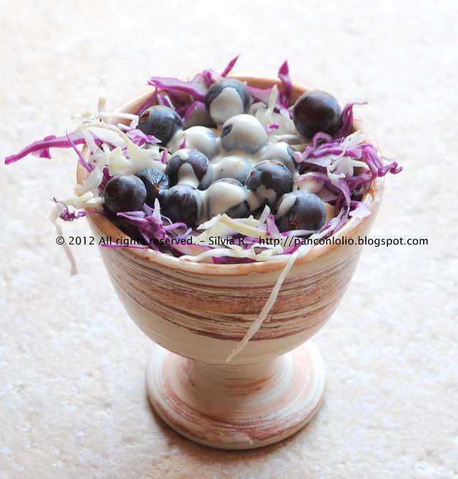 insalata cavolo e uva 011