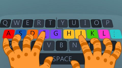 Play and improve your Typing Skills