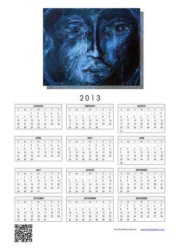 2013 Calendar - Icon