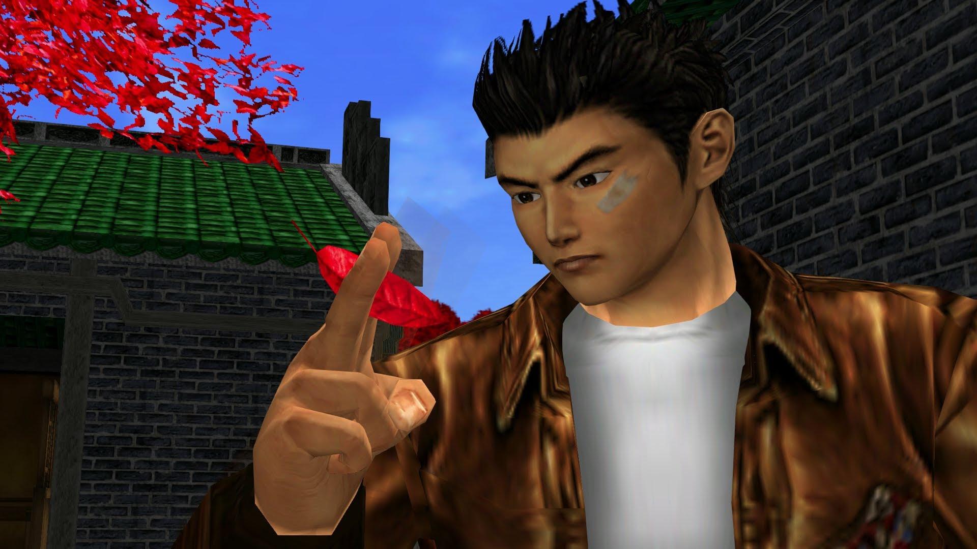 Resultado de imagem para Shenmue remastered