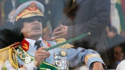 Ώρα Λονδίνου για Καντάφι!