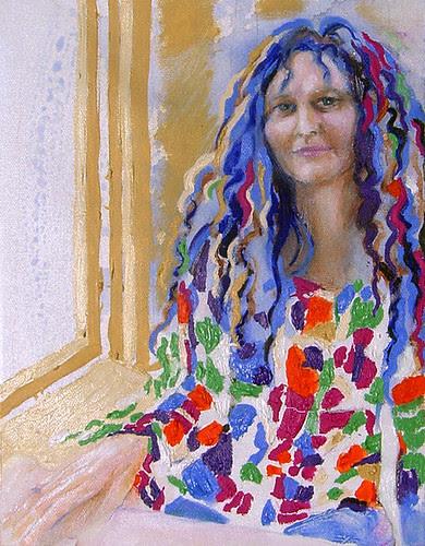 Self Portrait #9, July 2, 2006