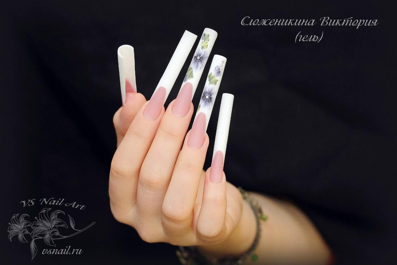 Really Long Acrylic Nails | | Ucapan Pernikahan