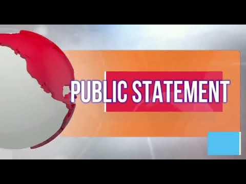 बाजार खाली करवाने के कारण पेट्रोल डालकर लगाई गयी आग।#Public Statement