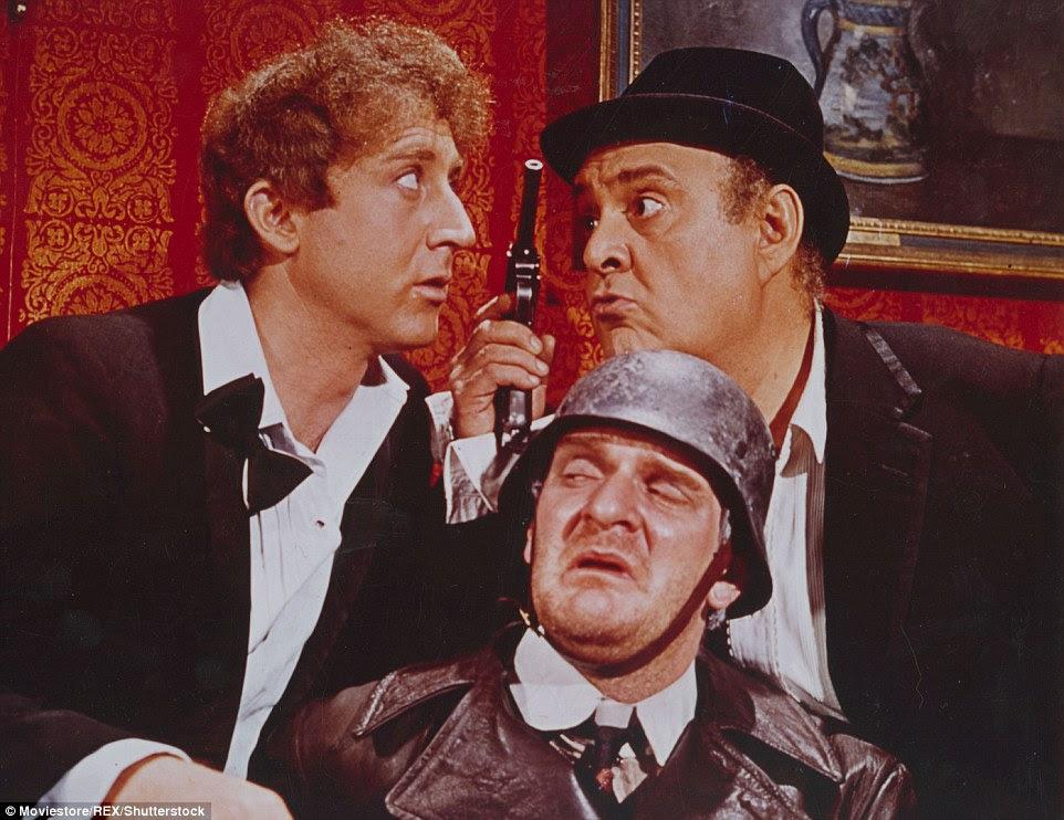 A grande chance de Wilder veio em 1968, quando ele estrelou como contador infeliz Leo Bloom em Os Produtores, um papel que lhe rendeu outra indicação ao Oscar