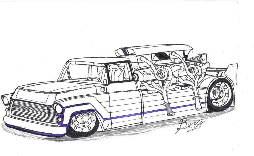 presodathis  1955 chevy truck