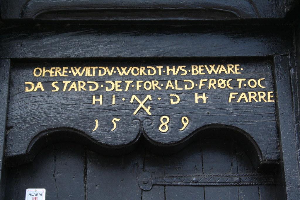 Hus fra 1589