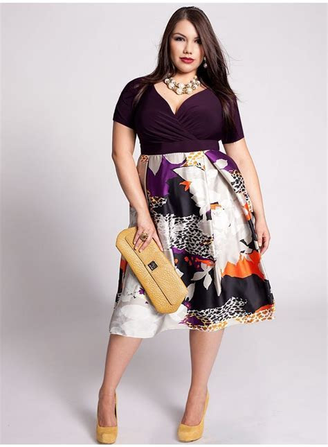 cutethickgirls.com plus size dress for wedding guest (13