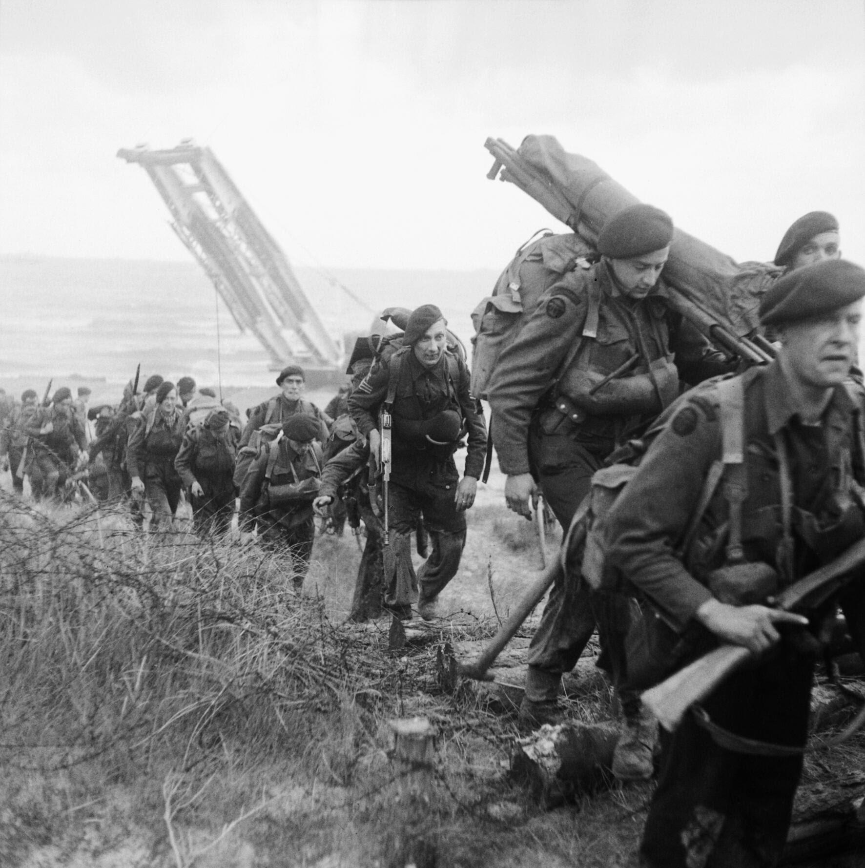 D-Day Landing at Sword Beach - Discerning History
