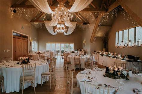 Rose Gold Autumn Barn Wedding   Whimsical Wonderland Weddings