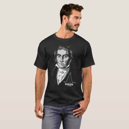 Gauss Shirt II (with Bell Curve)