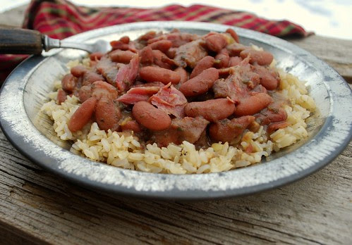 Red beans & rice 1