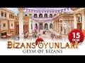Bizans Oyunları (Geym of Bizans) Filmi Konusu ve Oyuncu Kadrosu