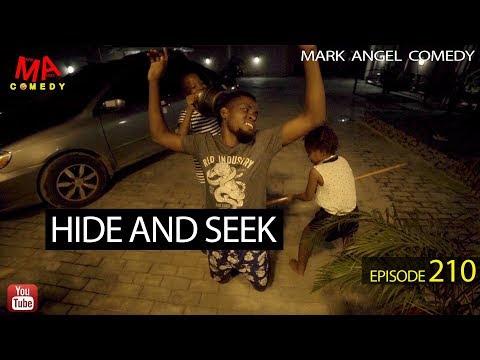 Hide And Seek | Mark Angel Comedy (Episode 210)