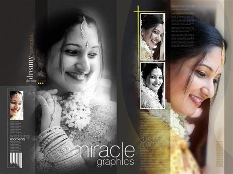 Digital Wedding Album   Binu's Designs