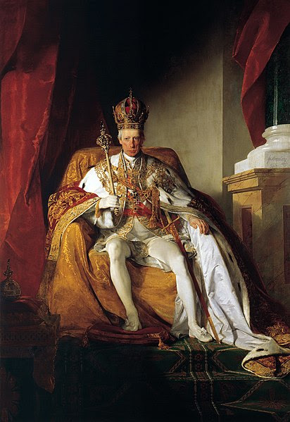 File:Francis II, Holy Roman Emperor by Friedrich von Amerling 003.jpg