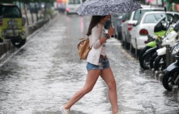 Αλλάζει ο καιρός τη Δευτέρα -Πόσο πέφτει η θερμοκρασία – Που θα βρέξει