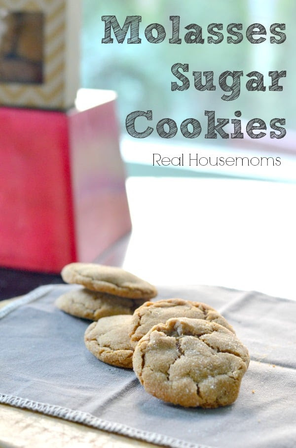 molasses-sugar-cookies