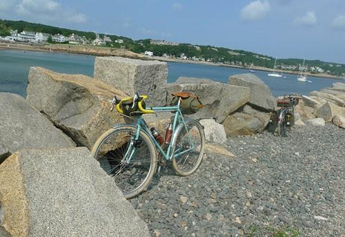 Loaded Bikes, Rockport MA