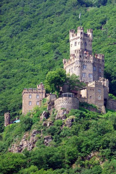 Burg Sooneck, Germany (by armxesde)