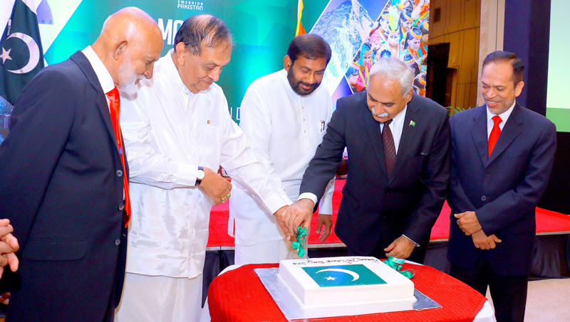 'Sri Lanka-Pakistan relations based on mutual respect'