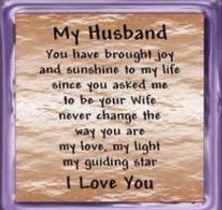 Inspirational Quotes About Husbands Love. QuotesGram