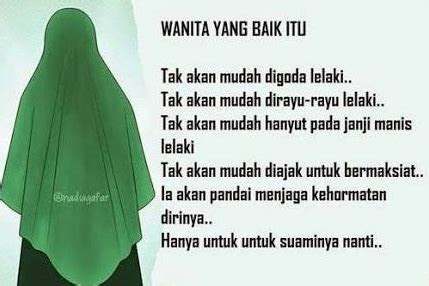 kata kata mutiara islam  anak perempuan