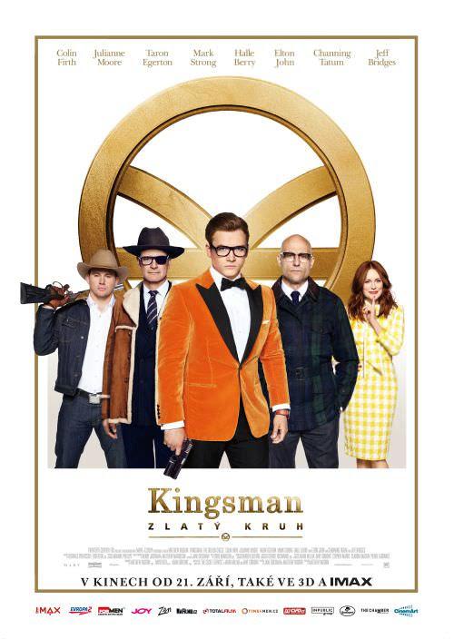 Výsledek obrázku pro kingsman zlatý kruh