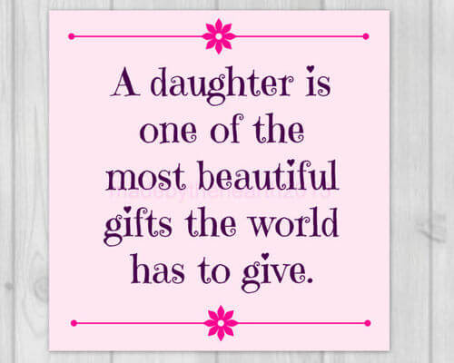 Quotes About Baby Daughters 49 Quotes
