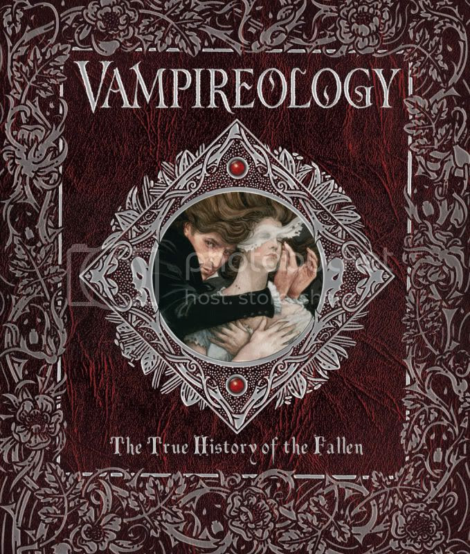 vampireology by Archer Brookes, Gary Blythe, and Nick Holt
