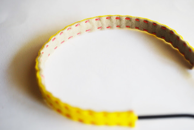Double-Sided Headband