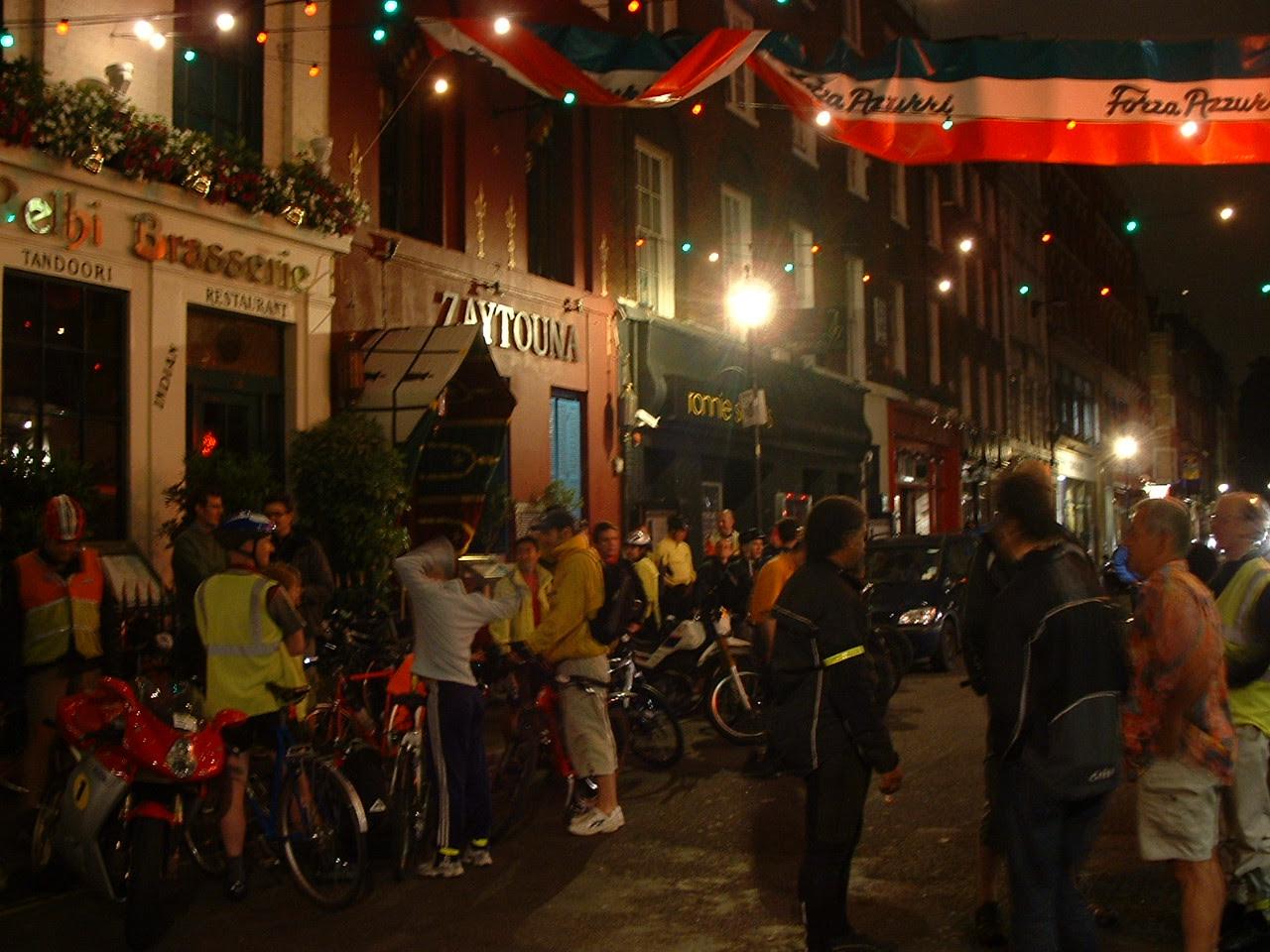 Frith Street, 3.30am