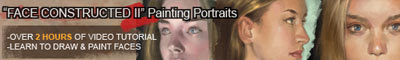 Face Constructed: How to paint portraits