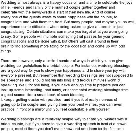 All kind of Best Wedding Speeches : Best Man Speech
