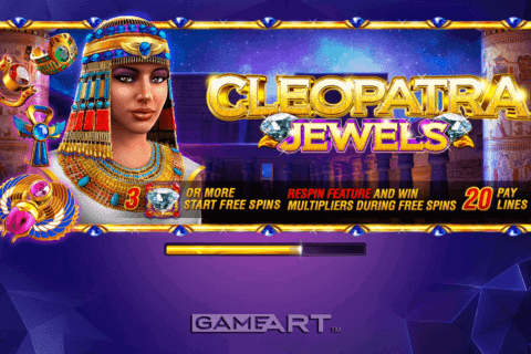 Email cleopatra jewels slot machine online gameart jigsaw software games