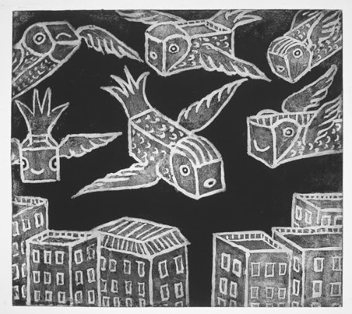 Caixões voadores