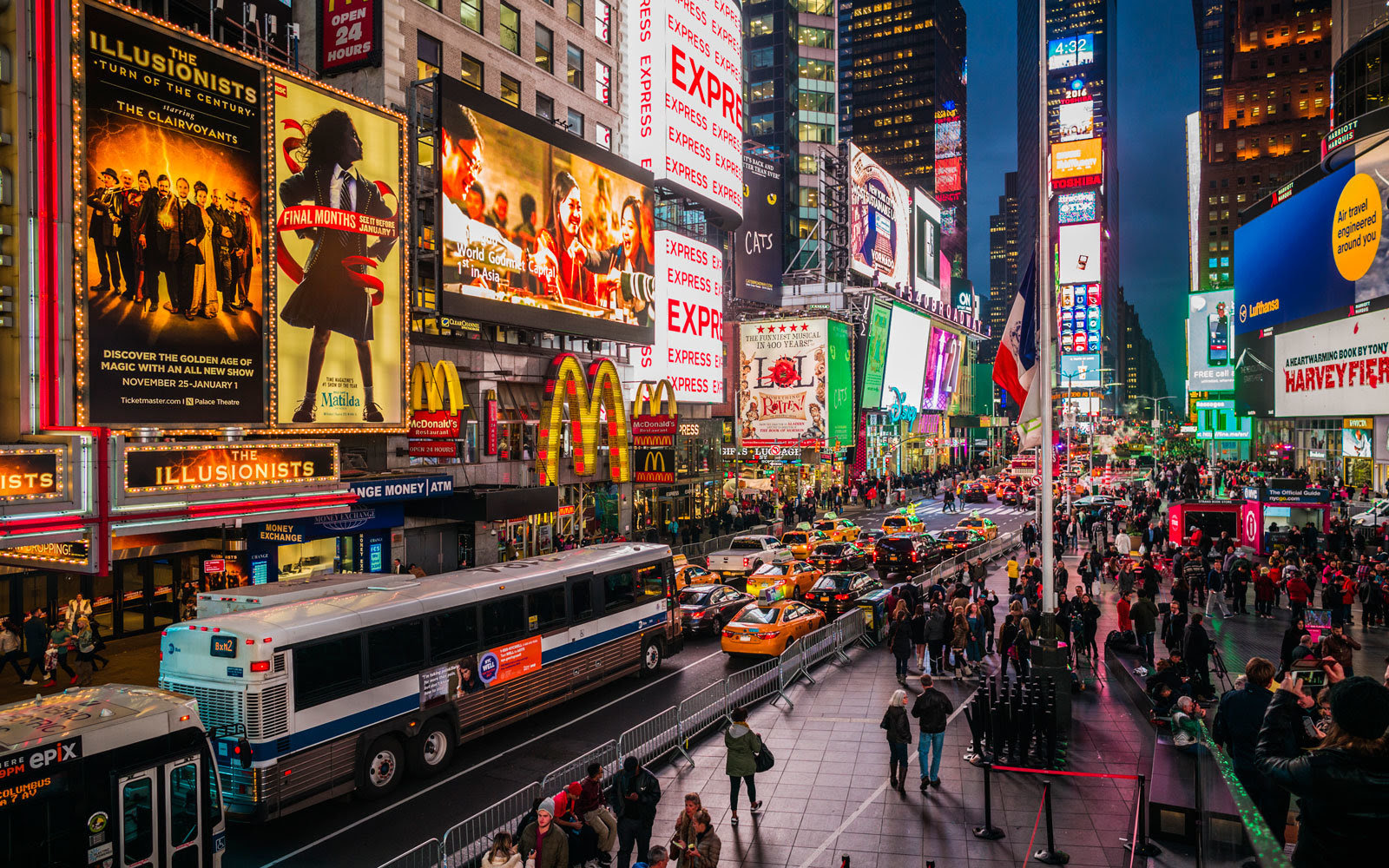 New York City Just Saw Its Highest Number of Tourists Yet ...