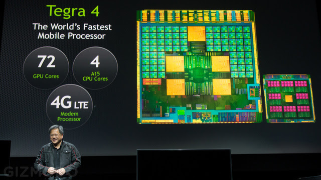 Benchmarks Are In: Nvidia's Tegra 4 Really Cooks