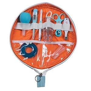Babymoov 230104 - Pflegebeutel - alle nötige Utensilien für die Pflege des Babys